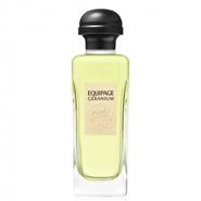 Equipage Geranium de Hermès
