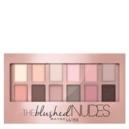 The Blushed Nudes de Maybelline