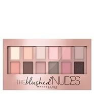 The Blushed Nudes de Maybelline