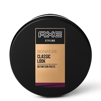 Styling Signature Classic Look Definition Paste de AXE