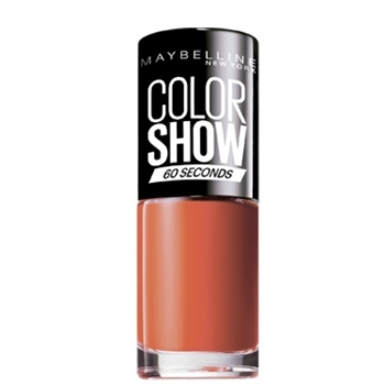 Maybelline Color Show By Colorama Nº 341 Orange Attack
