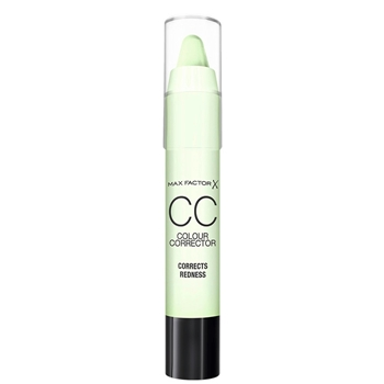 Max Factor CC Stick: El Reductor Green Corrects Redness