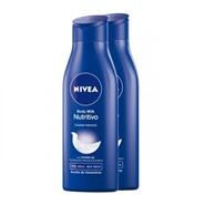 Body Milk Nutritiva Duplo de NIVEA