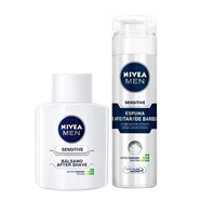 Pack Sensitive After Shave Bálsamo de NIVEA MEN