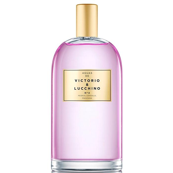 Victorio Lucchino Aguas De Victorio Lucchino Nº 4 Precio Comprar Paco Perfumerías