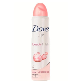Beauty Finish Desodorante en Spray de DOVE