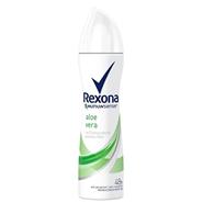 Aloe Vera Desodorante en Spray de Rexona