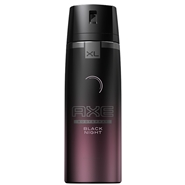 BLACK NIGHT Desodorante Body Spray de AXE