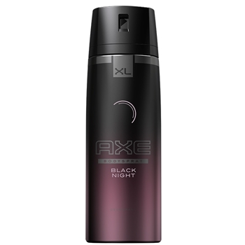 Desodorante Body Spray Black Night de AXE