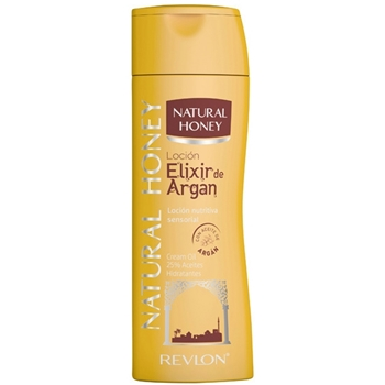 Elixir de Argan Loción de Natural Honey