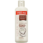 Coco Addiction Gel de Natural Honey