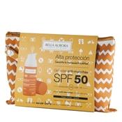 Fluido solar SPF 50+ piel mixta / grasa PACK de Bella Aurora
