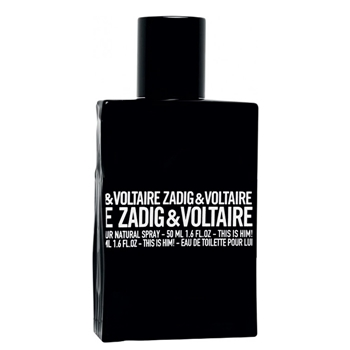 Zadig & Voltaire This is Him! 50 ml Vaporizador