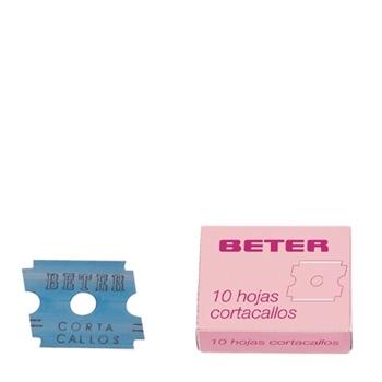 Hojas Repuesto Cortacallos de BETER