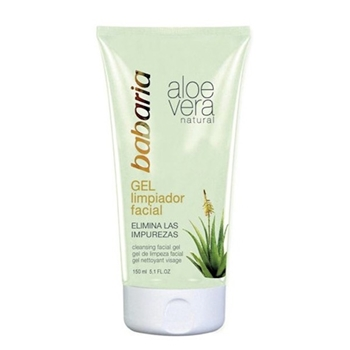 Babaria Gel Limpiador Facial Aloe Vera 150 ml