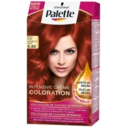 Intense Color Cream Tinte Cabello Nº 6.88 Rojo Rubi de Palette