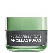 Arcillas Puras Efecto Detox Mascarilla de L'Oréal