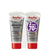 Advance Sensitive Desodorante Crema Pack de Byly