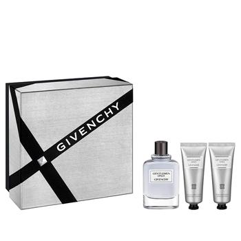 Givenchy GENTLEMEN ONLY Estuche 100 ml  Vaporizador + Gel de ducha 75 ml + After Shave 75 ml