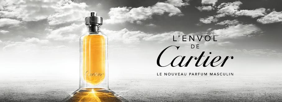 Cartier perfumes, colonias y fragancias