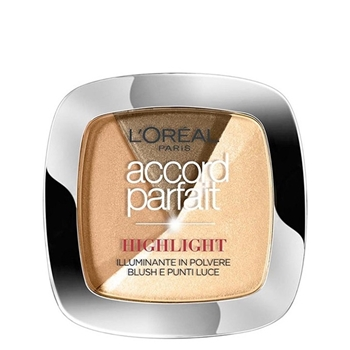 L'Oréal Accord Parfait Highlight Polvos Nº 102
