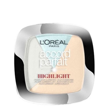 L'Oréal Accord Parfait Highlight Polvos Nº 302