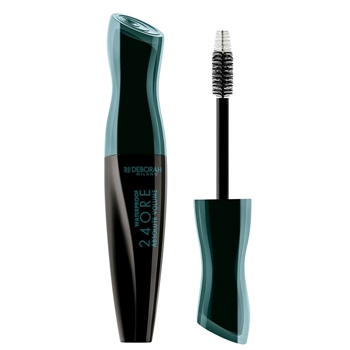 DEBORAH 24 Ore Absolute Volume Waterproof Máscara Negro