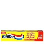 Original Dentífrico de Binaca
