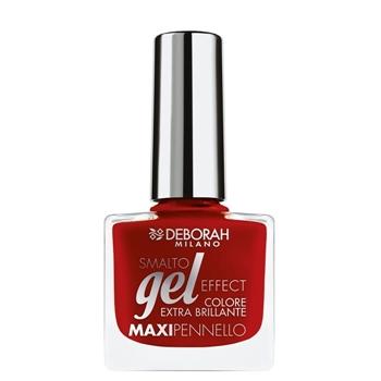 DEBORAH Gel Effect Nail Esmalte de Uñas Nº 7 My Red