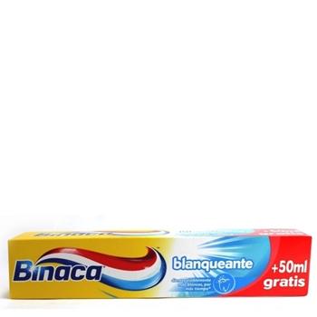 Blanqueante Dentífrico de Binaca