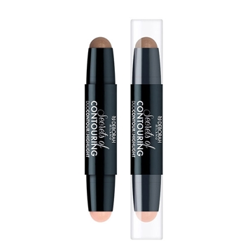 DEBORAH Stick Duo Contour & Highlight  Nº 01