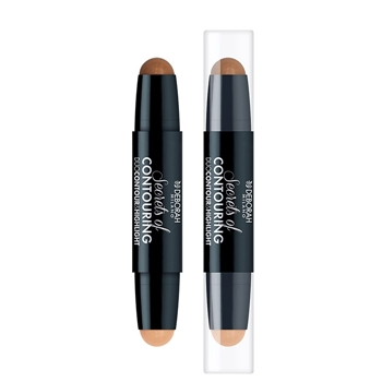 DEBORAH Stick Duo Contour & Highlight  Nº 02
