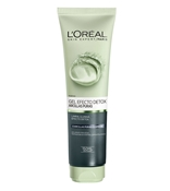 Gel Efecto Detox Arcillas Puras de L'Oréal