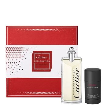 CARTIER Déclaration Estuche 100 ml Vaporizador + Desodorante Stick 75 ml