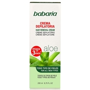 Crema Depilatoria Aloe de Babaria
