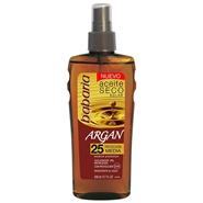 Aceite Seco Argán SPF25 de Babaria