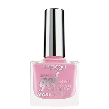 DEBORAH Gel Effect Nail Esmalte de Uñas Nº 49 Peonia Pink