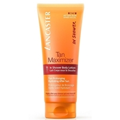 Tan Maximizer In Shower Body Lotion Hydrating After Sun de LANCASTER