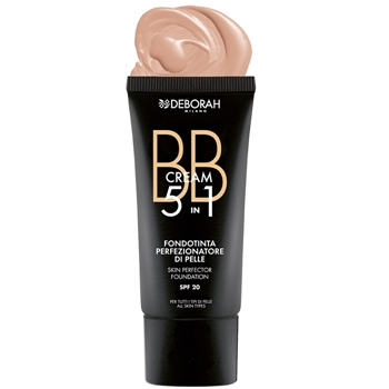 DEBORAH BB Cream 5 in 1 Nº 02 Beige