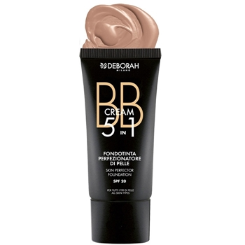 DEBORAH BB Cream 5 in 1 Nº 04 Apricot