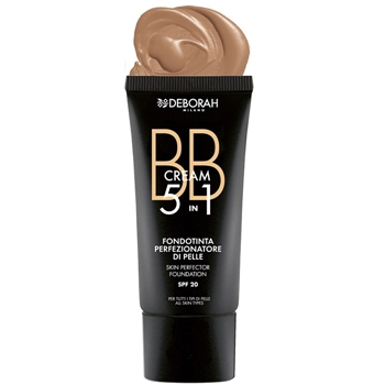 DEBORAH BB Cream 5 in 1 Nº 05 Amber