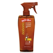 Aceite Bronceador Spray Coco SPF2 de Babaria