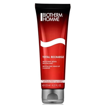 BIOTHERM HOMME TOTAL RECHARGE Gel Limpiador 125 ml