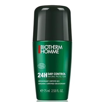 Day Control Natural Protection 24H Déodorant Roll-on de BIOTHERM HOMME