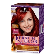 Keratin Color Nº 6.88 Rojo Escarlata de KERATIN COLOR