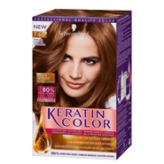 Keratin Color Nº 7.65 Rubio Miel de KERATIN COLOR