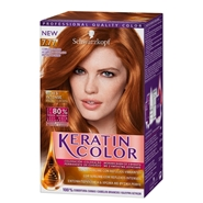 Keratin Color Nº 7.77 Cobrizo Dorado de KERATIN COLOR