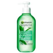 Skin Active Gel Limpiador Botánico con Hoja de Té Verde de Garnier