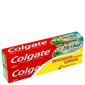 Herbal Original Dentífrico Duplo de Colgate