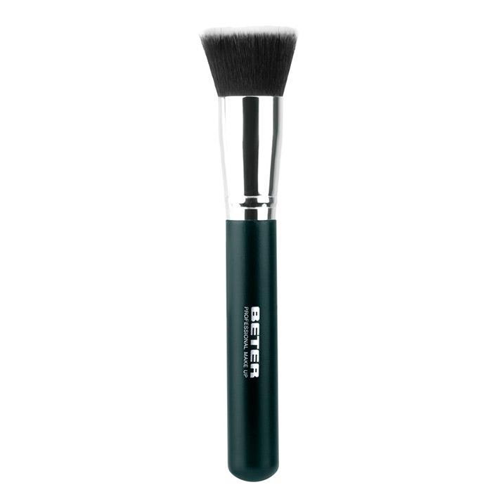 c3847786a Beter Brocha Maquillaje Fluido Pelo Sintético // Precio, Comprar ...